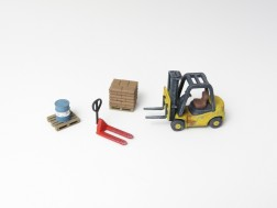 H0 - Warehouse equipment I