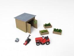 H0 - Zahradní vybavení I