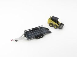 TT - Anhänger mit Kompaktlader