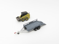 H0 - Trailer with skid...