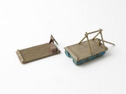 TT - Wooden rafts
