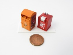 H0 - Kontejner pro elektro...