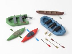 N - Paddles