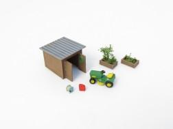 N - Zahradní vybavení I